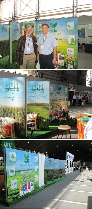 Agritech Peru, Mayo 2013