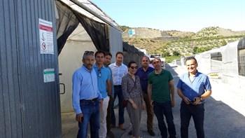 Jornadas del Equipo de Haifa Iberia en Motril (Granada)