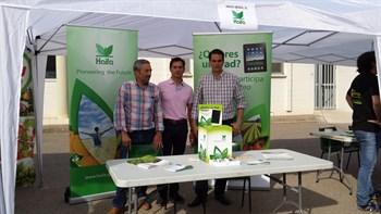 Haifa Iberia patrocina la VIII jornada del Almendro organizada por el Instituto de Investigación Agraria de la Generalidad de Cataluña (IRTA).