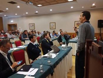 Haifa Iberia presente en los Congresos Nacionales de Greenkeepers de España y de Portugal.